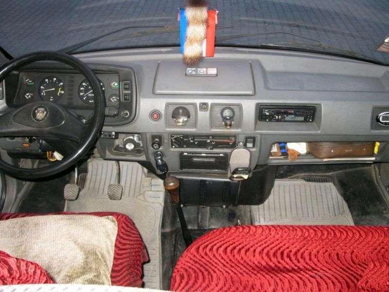 GAZ 2217 Sable Barguzin 1st generation 2217 minivan 2.1 MT TD (1999–2003)