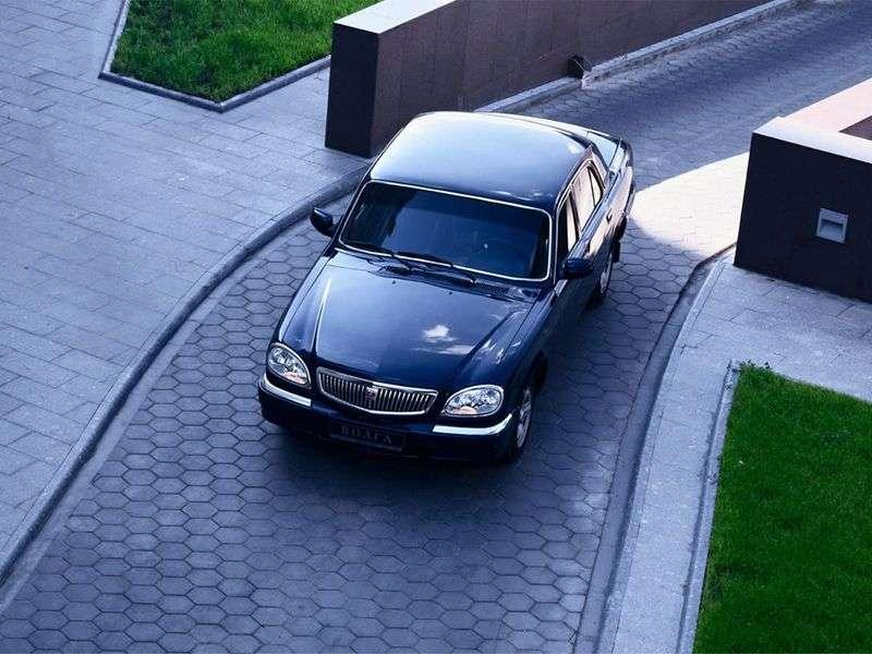 GAZ 31105 Volga 1st generation 2.4 MT sedan (2004–2009)