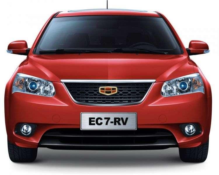 Geely Emgrand 1st generation 1.5 MT Standard hatchback (2013 – n.)