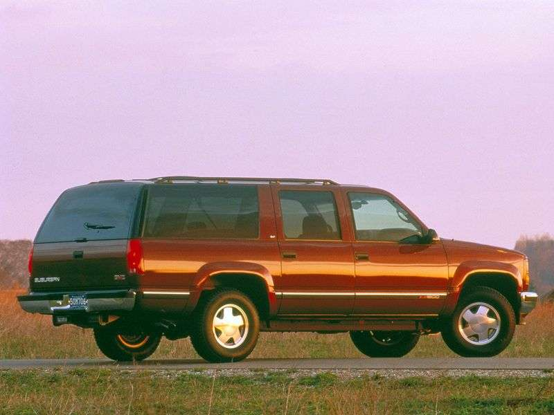 GMC Suburban 9th generation SUV 5.7 AT (1996–1999)
