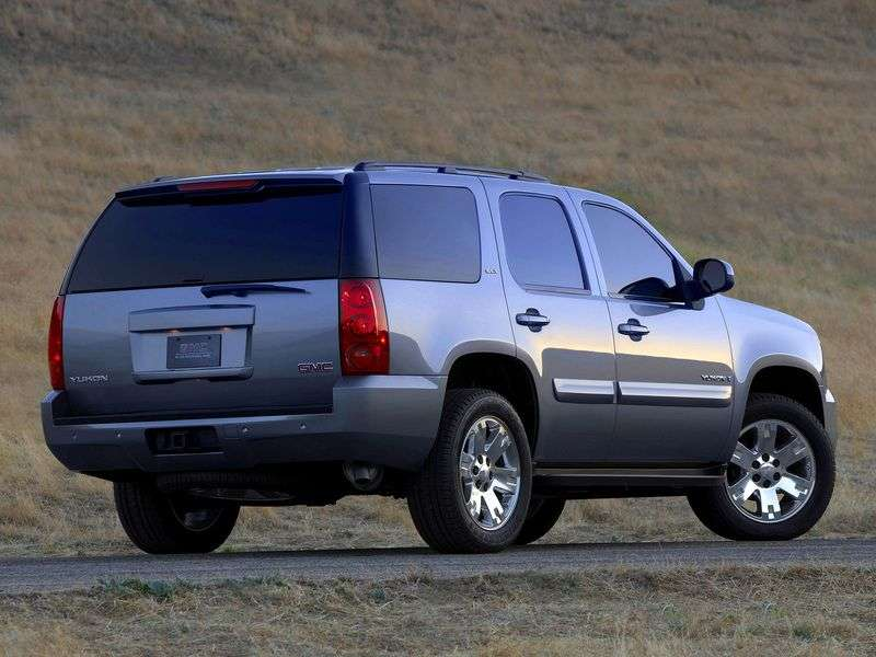 GMC Yukon GMT900 SUV 5.0 AT XL (2006 – present)