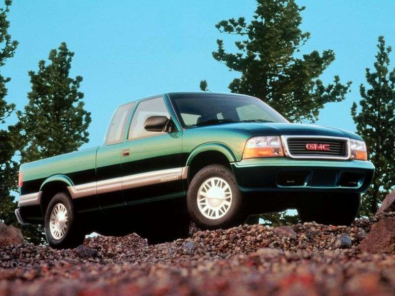 GMC Sonoma 1st generation pickup 2.2 AT SWB 2WD (1996 – n.)