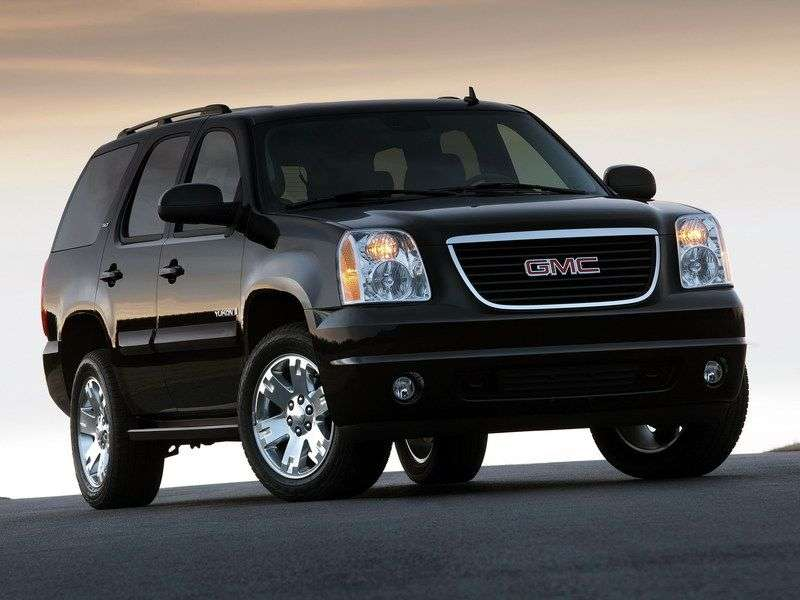 GMC Yukon GMT900 ATV 4.8 AT (2006 – present)