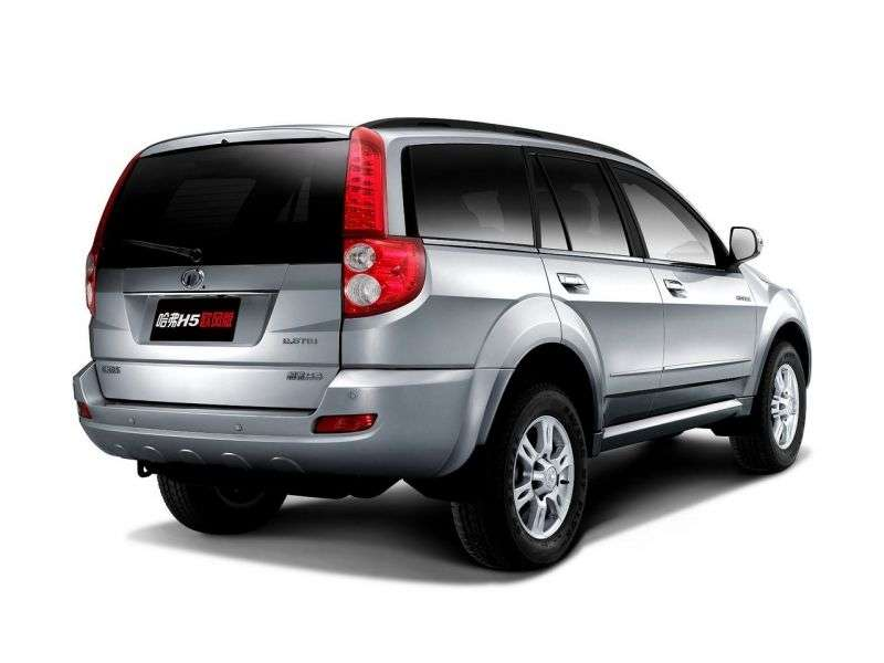 Great Wall Hover H5 2.4 MT 4WD Black out Luxe (2011 – n.)