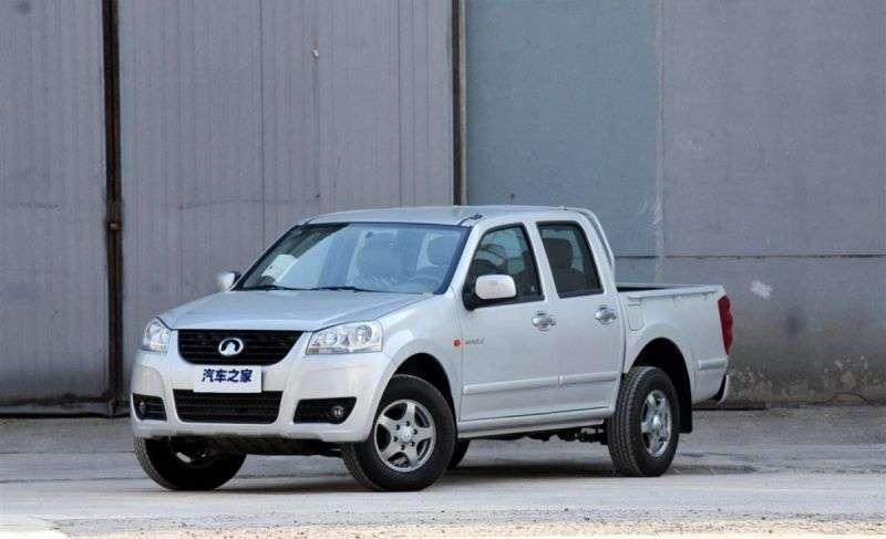 Great Wall Wingle Wingle 5 pickup 2.2 MT 4WD Luxe (2011 – n.)