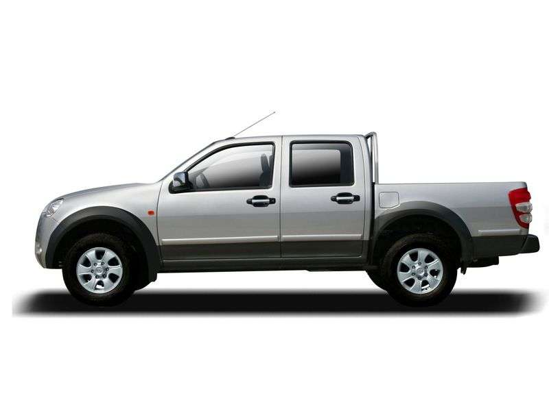 Great Wall Wingle Wingle 3 pickup 4 drzwiowy 2.2 MT Elite (2007 2012)