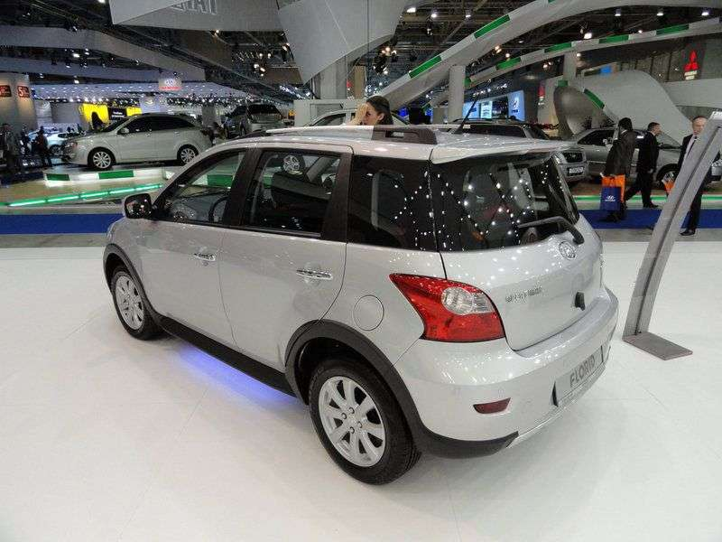 Great Wall Florid 1st generation hatchback 1.3 MT Elite (2009 – n.)