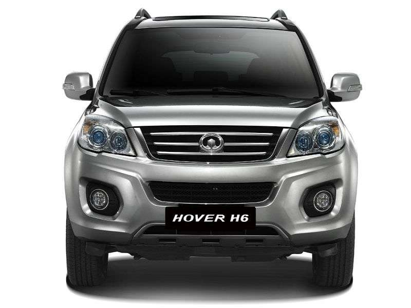 Great Wall Hover H6 SUV 1.5 MT Standard (2011 – n.)