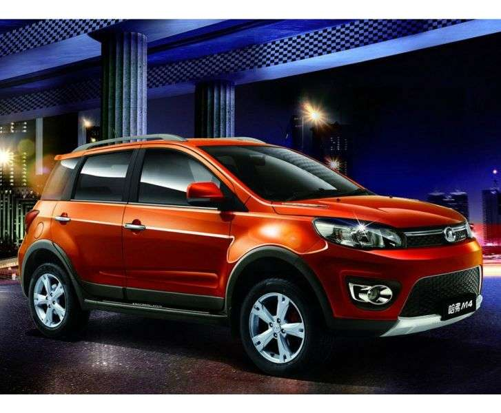 Great Wall Hover M M4 crossover 1.5 MT Elite (2012 – n.)