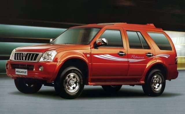 Great Wall Pegasus 1st generation SUV 2.2 MT 2WD (2007 – present)
