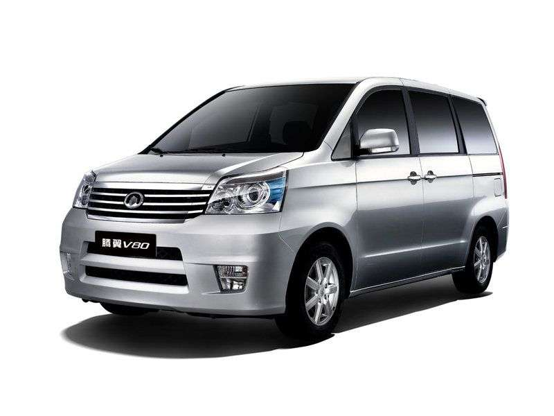Great Wall Cowry 1st generation minivan 2.0 MT Standart (2007 – n.)