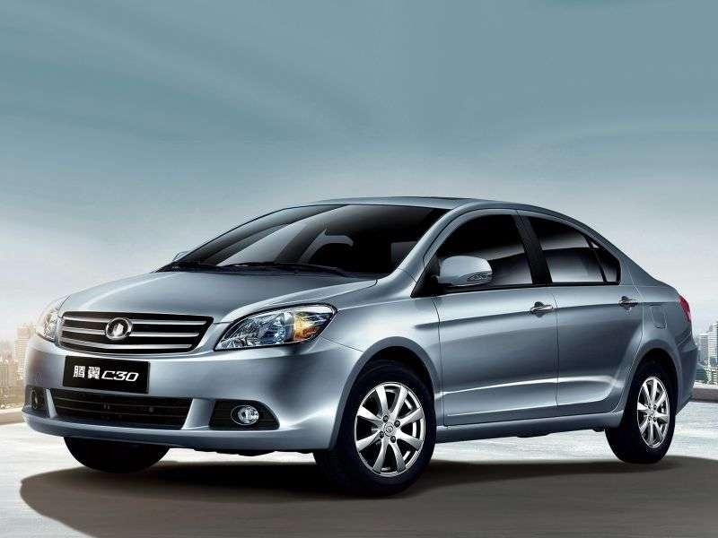 Great Wall Voleex C30 1st generation 1.5 MT Luxe sedan (2010 – n.)