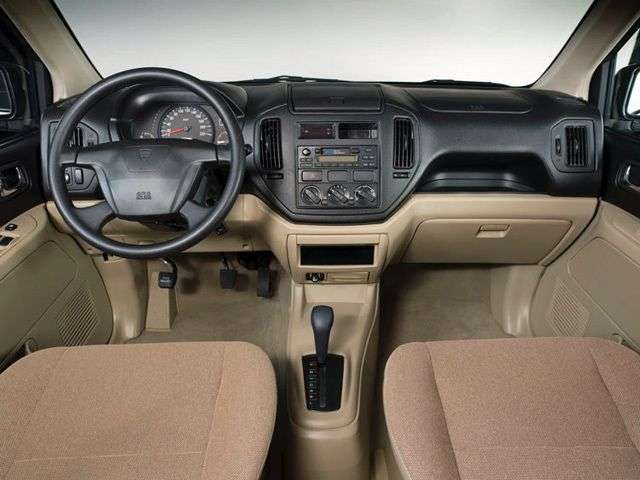 Hafei Simbo 1st generation 1.3 MT hatchback (2006 – present)