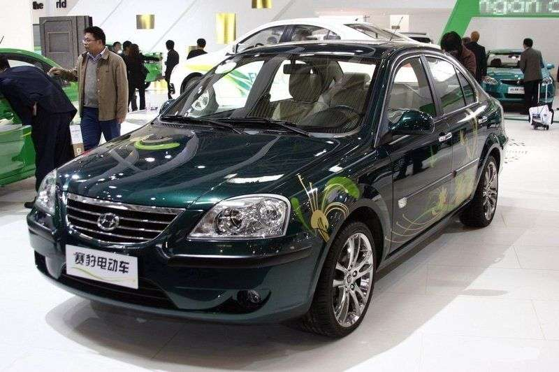 Hafei Saibao 1st generation 2.0 MT sedan (2006 – n.)