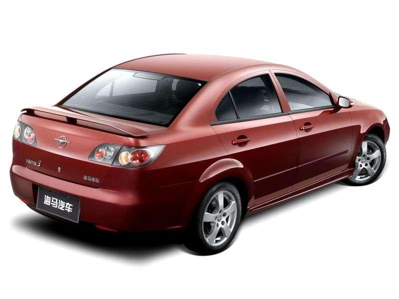 Haima 3 1st generation sedan 1.8 MT Basic (2010 – n.)