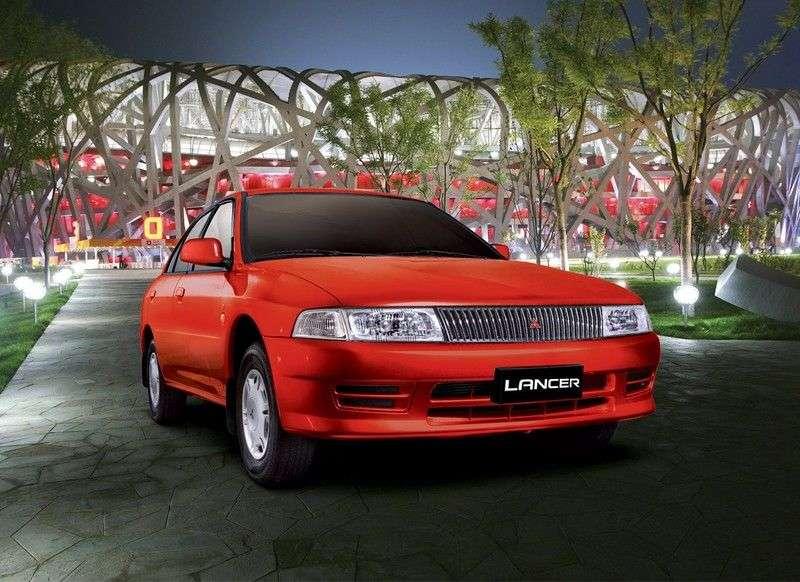 Hindustan Lancer 7 generation sedan 1.5 MT (2001 – v.)