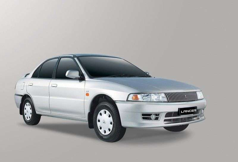 Hindustan Lancer 7 generation sedan 2.0 MT (2001 – v.)