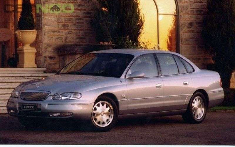 Holden Caprice 2nd generation sedan 5.7 AT (1998 – n. In.)