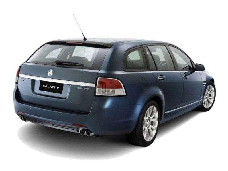 Holden Calais 3rd generation wagon 5.0 AT (1998 – n.)