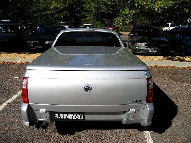 Holden UTE 1st generation pickup 3.8 MT (1997–2002)