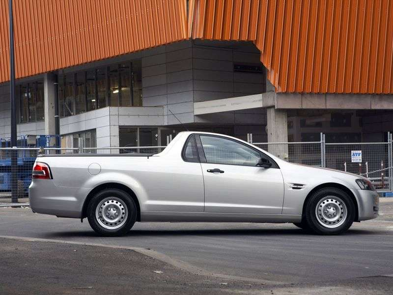 Holden UTE 2nd generation pickup 6.0 MT (2007 – present century)
