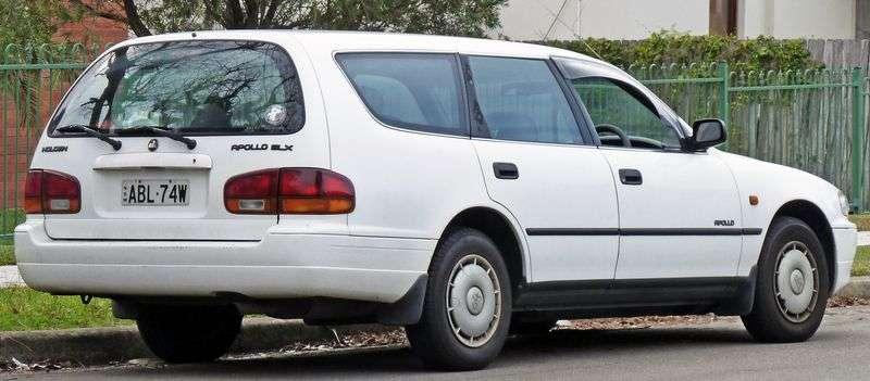Holden Apollo 2nd generation wagon 2.2 MT (1991–1996)