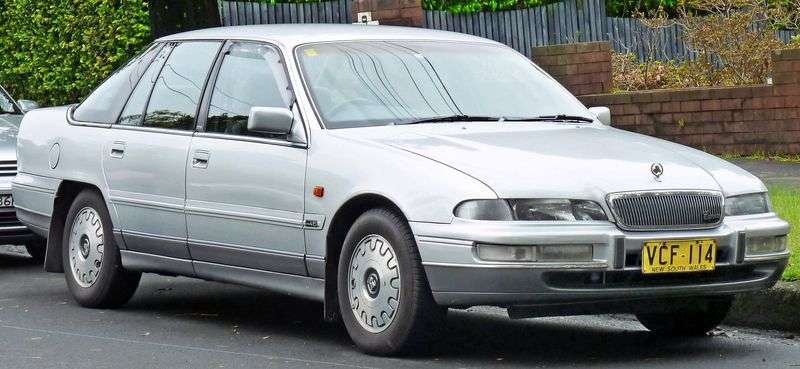 Holden Caprice 1st generation sedan 5.0 AT (1990–1998)