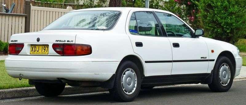 Holden Apollo 2nd generation 2.2 MT sedan (1991–1996)