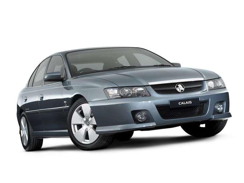 Holden Calais 3rd generation sedan 5.0 AT (2000 – n. In.)