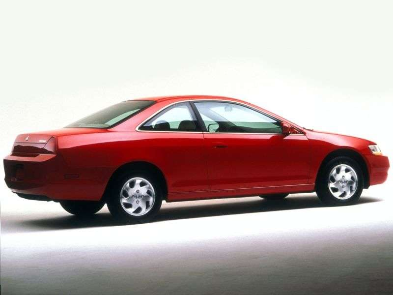 Honda Accord 6th generation US spec Coupe 3.0 AT (1998–2000)