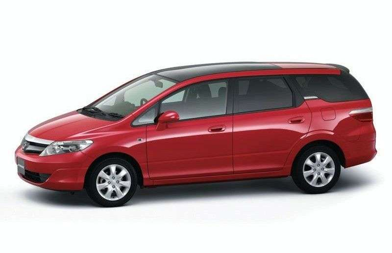Honda Airwave 1st generation station wagon 1.5 CVT (2005 – n. In.)