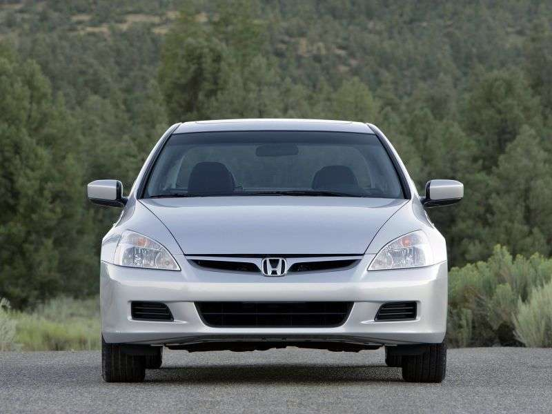 Honda Accord 7 generation [restyling] US spec sedan 3.0 Hybrid AT (2006–2007)