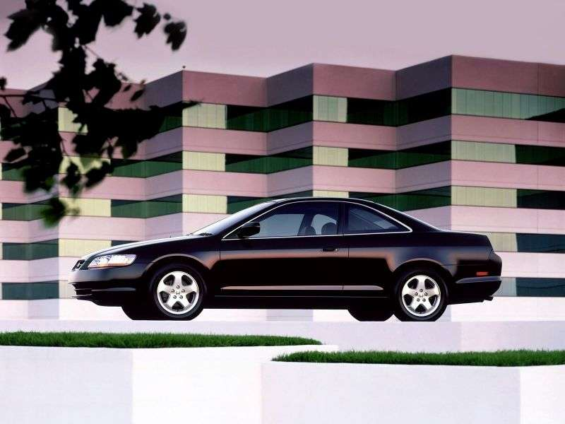 Honda Accord 6th generation US spec coupe 2.0 AT (1998–2000)