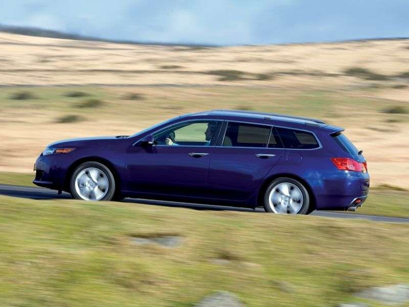 Honda Accord 8 generation Tourer wagon 2.0 MT (2008–2011)