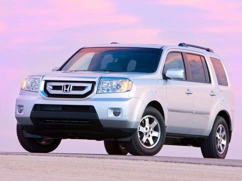 Honda Pilot 2 generation crossover 3.5 AT (2008–2011)