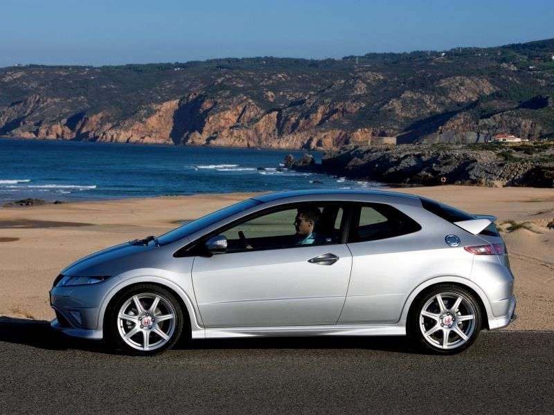 Honda Civic 8 generation Type R hatchback 3 dv. 2.0 MT Type R Base (2006–2008)