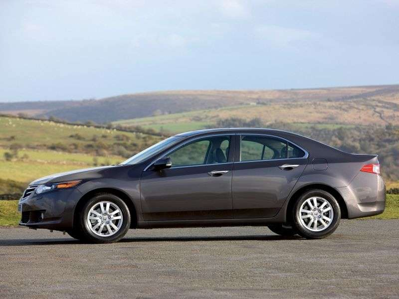 Honda Accord 8 generation sedan 4 doors 2.0 AT (2008–2011)