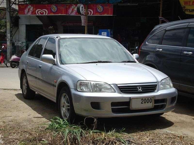 Honda City 3rd generation sedan 1.3 AT (1998–2006)