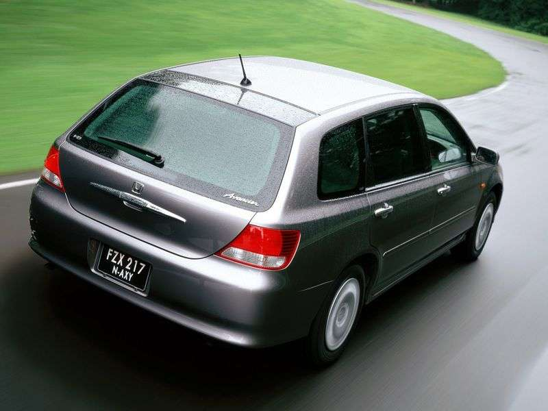 Honda Avancier 1st generation wagon 3.0 AT AWD (1999–2003)