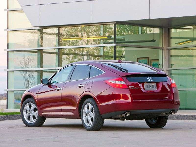 Honda Crosstour 1st generation crossover 3.5 AT Executive + NAVI (2012) (2009–2012)
