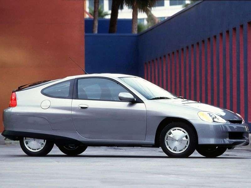 Honda Insight 1st generation Coupe 1.0 MT Hybrid (1999–2006)