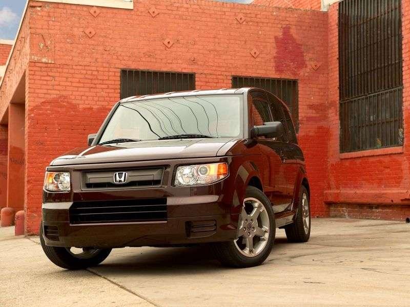 Honda Element 1.generacji [zmiana stylizacji] 5 drzwiowy crossover SC. 2,4 MT (2006 2008)
