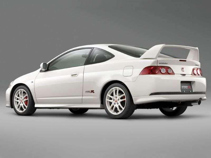 Honda Integra 4 generation [restyling] Type R Coupe 2.0 MT (2004–2006)