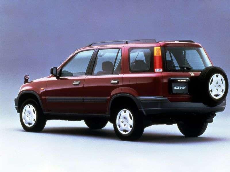 Honda CR V 1st generation 2.0 MT crossover (1995–1999)