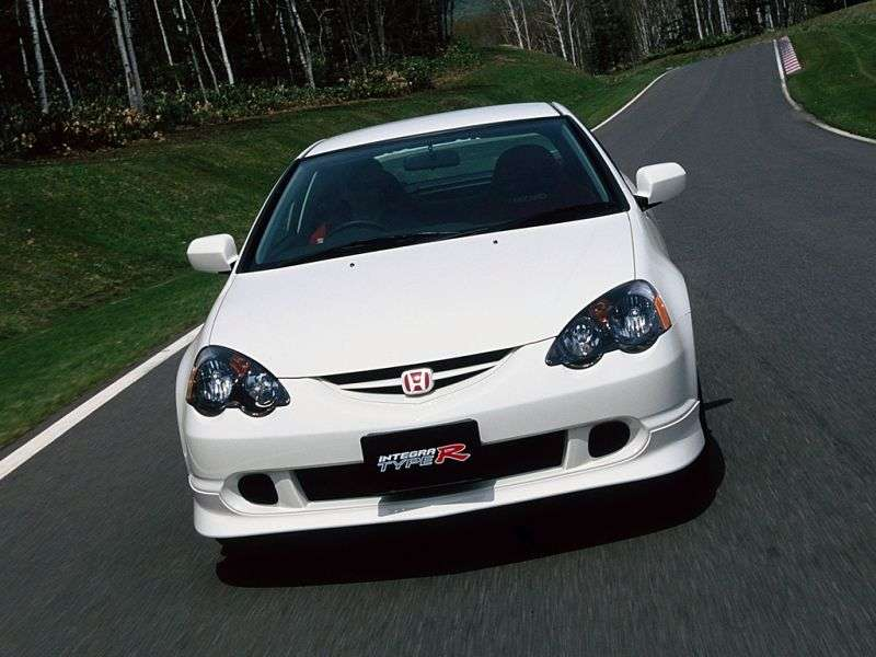 Honda Integra 4 generation Type R Coupe 2.0 MT (2001–2004)