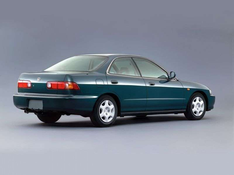 Honda Integra 3rd generation [restyling] 1.6 MT 4WD sedan (1995–2000)