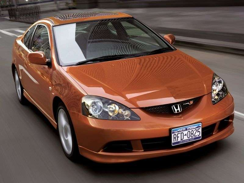 Honda Integra 4 generation [restyling] Type S Coupe 2.0 AT (2004–2006)
