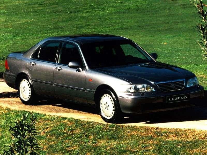 Honda Legend 3rd generation sedan 3.5 AT (1996–2004)