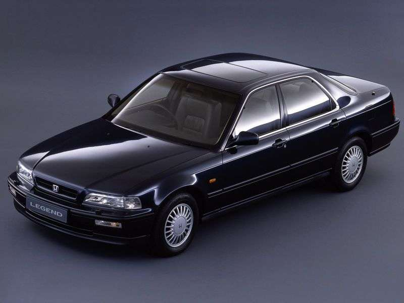 Honda Legend 2nd generation sedan 3.2 AT (1991–1996)