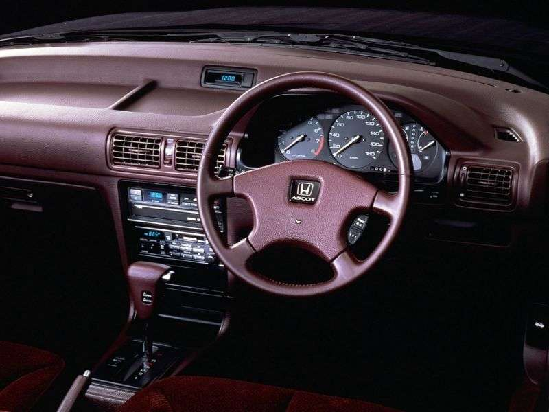 Honda ASCOT CB Sedan 2.0 AT (1989–1992)